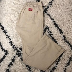 NWOT Dickies women's scrub pants